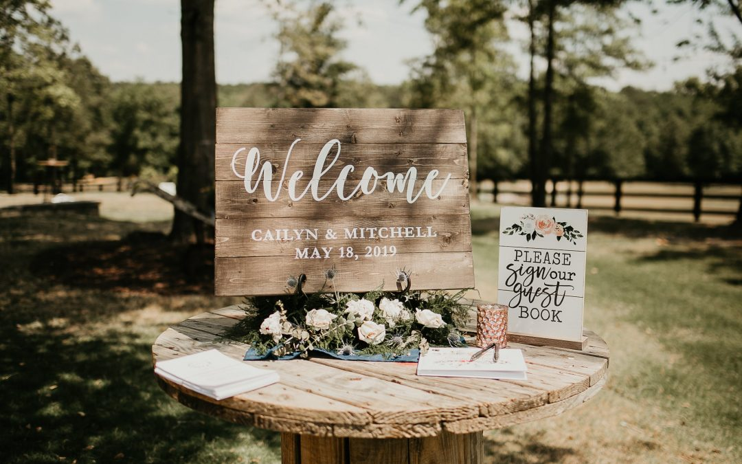 A Guest Book Worth Keeping